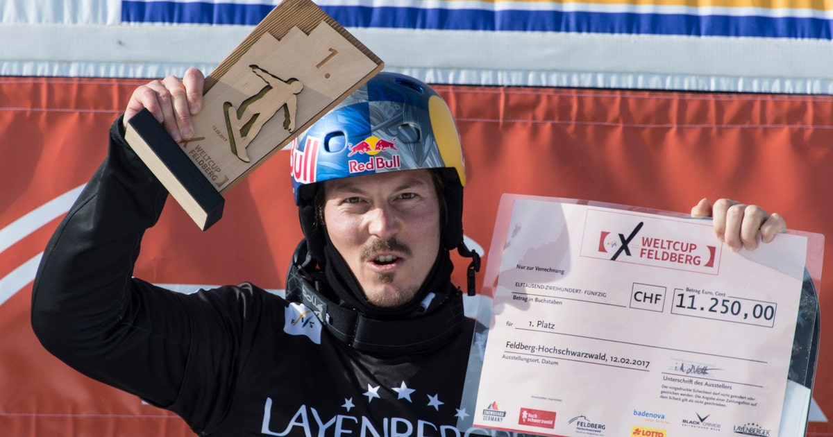 Snowboard world champion Pullin drowns in diving mishap