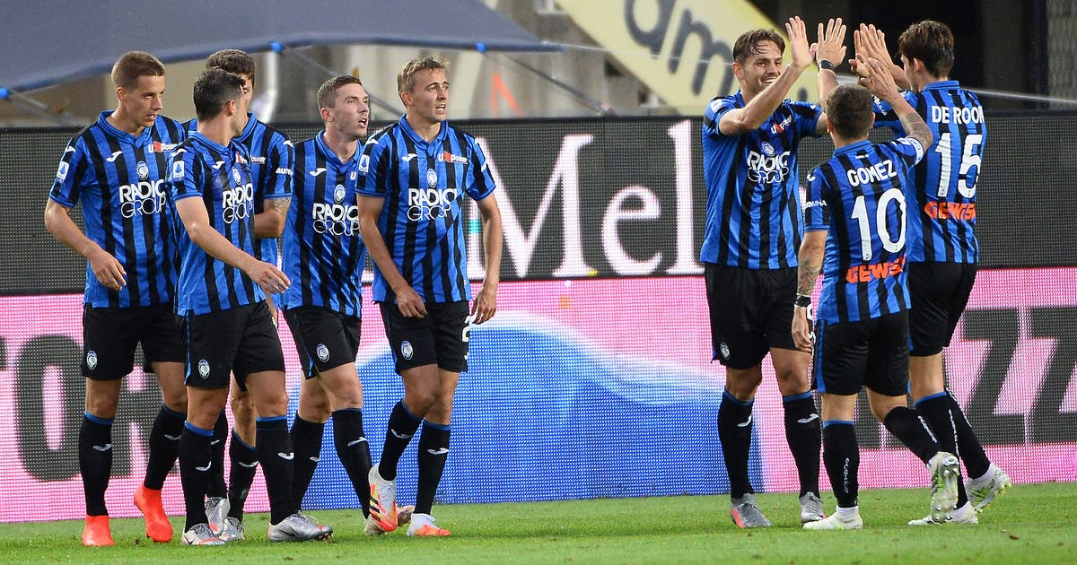 Atalanta emerging as a Champions League contender