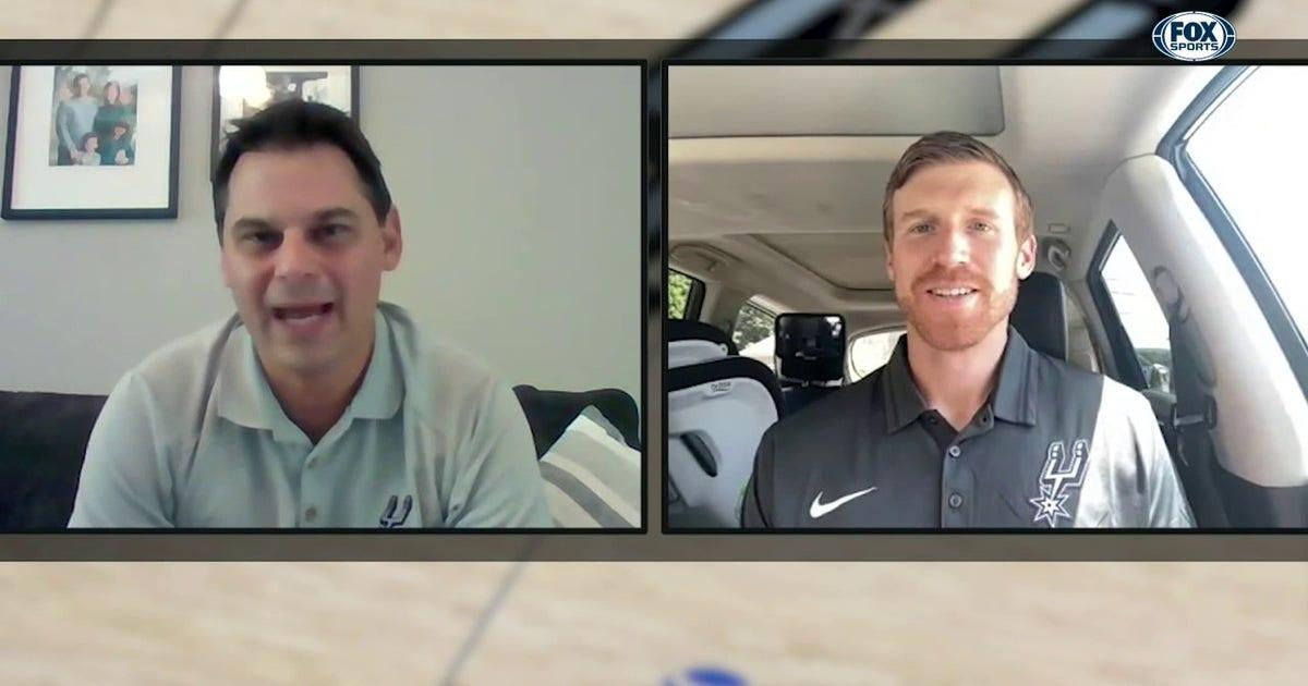 Matt Bonner's Favorite Moment of Long Season | Spurs Live Special Edition (VIDEO)