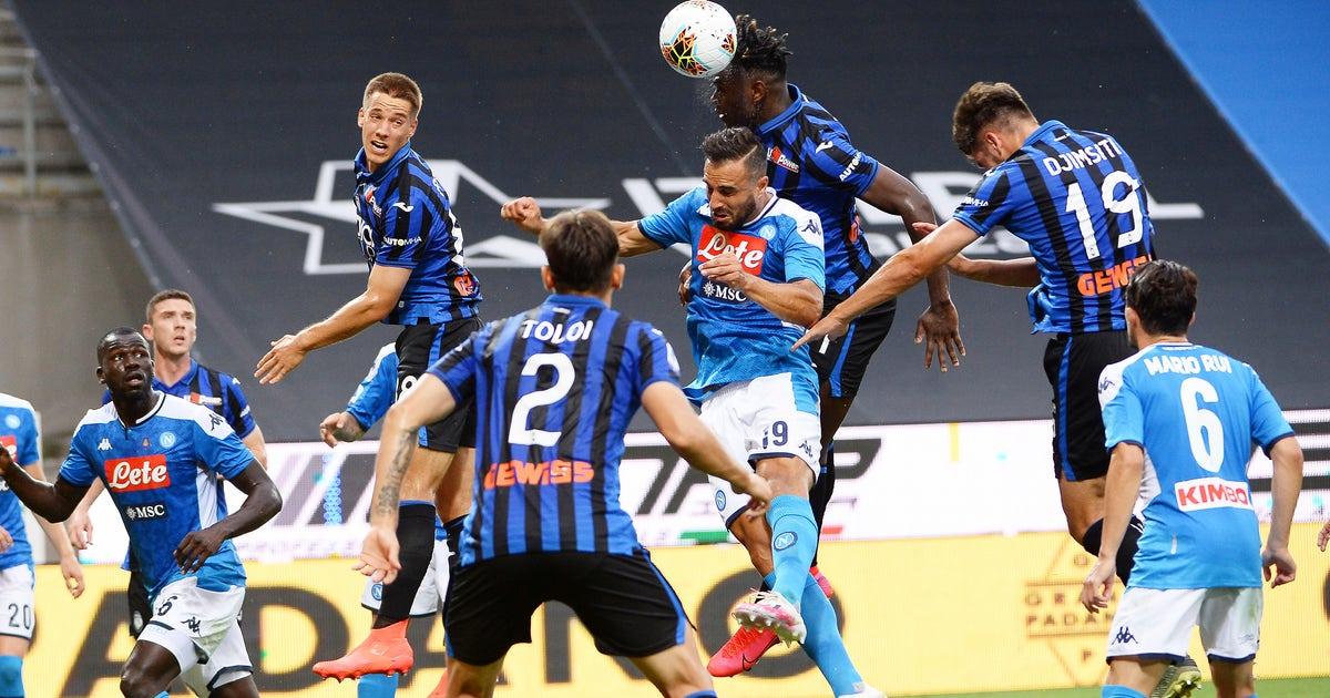 Atalanta Beat Napoli