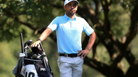 <p>               Spain's Sebastian Garcia Rodriguez on day two of the Hero Open at Forest of Arden Marriott Hotel and Country Club, Birmingham, England, Friday July 31, 2020. (Mike Egerton/PA via AP)             </p>