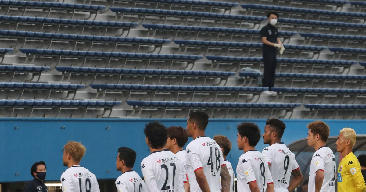 J-League restarts after pandemic halts play for 4 months