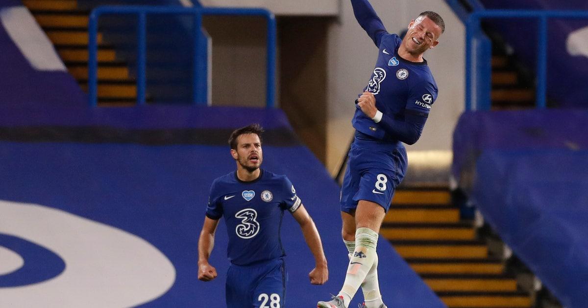Barkley inspires Chelsea to 3-0 win over Watford in EPL