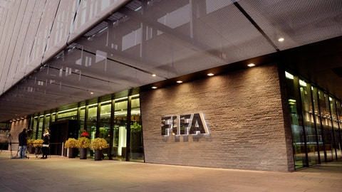 <p>               FILE - This Wednesday, Dec. 2, 2015 file photo shows the FIFA Headquarters in Zurich, Switzerland. The FIFA ethics committee has 13 formal investigations ongoing, plus preliminary enquiries in 62 more cases, the soccer body's lawyers said Tuesday June 23, 2020, during a two-day online review. (Walter Bieri/Keystone via AP, File)             </p>