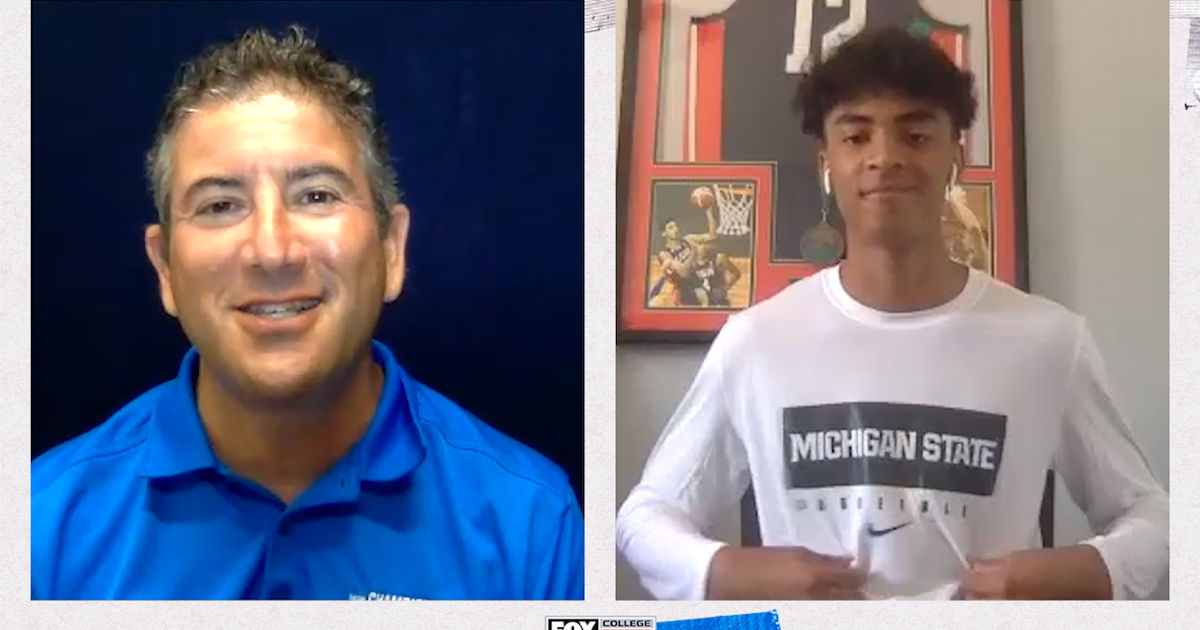 2021 Five-Star, Max Christie, Commits to Michigan State (VIDEO)