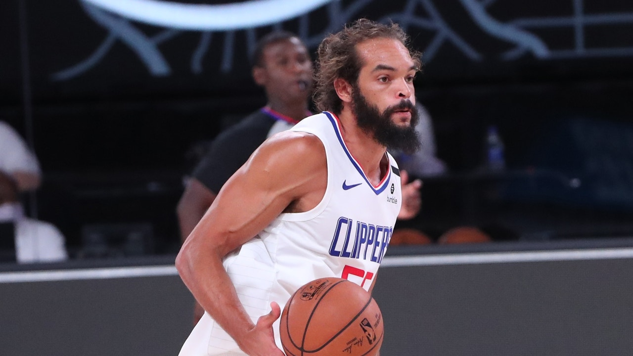 Chris Broussard: Joakim Noah was a pro in Clippers scrimmage win over Magic    FOX Sports