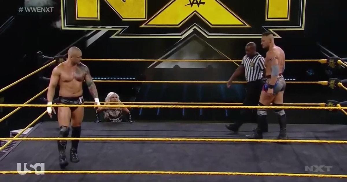 Karrion Kross Battles Dominik Dijakovic In The Main Event Of Nxt Fox Sports