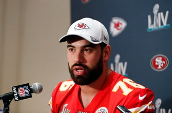 Chiefs' Duvernay-Tardif to take Harvard online classes in public health