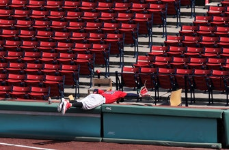 Scrimmage gives Red Sox taste of strange season to come