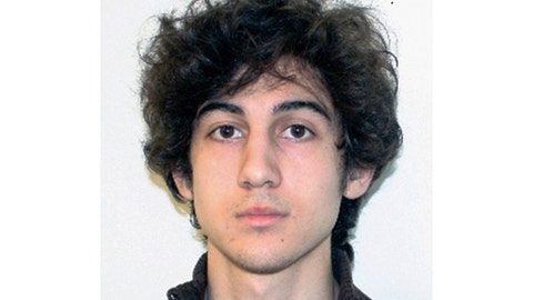 <p>               FILE - This file photo released April 19, 2013, by the Federal Bureau of Investigation shows Dzhokhar Tsarnaev, convicted and sentenced to death for carrying out the April 15, 2013, Boston Marathon bombing attack that killed three people and injured more than 260. On Friday, July 31, 2020, a federal appeals court overturned the Boston Marathon bomber's death sentence. (FBI via AP, File)             </p>