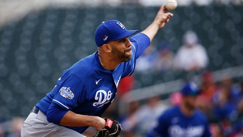 <p>               FILE - In this March 2, 2020, file photo, Los Angeles Dodgers starting pitcher David Price throws against the Cincinnati Reds during the first inning of a spring training baseball game in Goodyear, Ariz. Price will not play this season because of concerns over the coronavirus pandemic, delaying his Los Angeles debut until next year. The five-time All-Star became the latest player to opt out, posting Saturday, July 4, 2020, on Twitter that he would not participate in the 60-game season that is scheduled to begin July 23. (AP Photo/Ross D. Franklin, File)             </p>