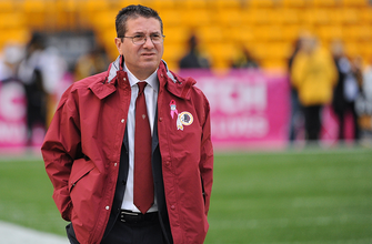 The Washington Redskins are closing in on a change of nickname