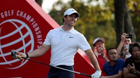<p>               FILE - In this Sunday, Nov. 3, 2019, file photo, Rory McIlroy of Northern Ireland looks out after teeing off for the HSBC Champions golf tournament at the Sheshan International Golf Club in Shanghai. China has canceled all sporting events, such as golf and tennis, for the rest of 2020 because of the coronavirus. (AP Photo/Ng Han Guan, File)             </p>