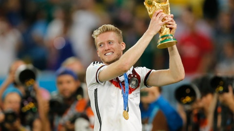 Germany World Cup victor Schurrle retires at 29