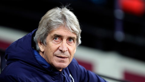 <p>               FILE - In this Monday, Dec. 9, 2019 file photo, West Ham's manager Manuel Pellegrini looks out from the bench before their English Premier League soccer match against Arsenal at the London Stadium in London. Real Betis says that Manuel Pellegrini has agreed to coach the Spanish club next season on a contract that will last through 2023. The deal was announced Thursday, July 9, 2020.  (AP Photo/Kirsty Wigglesworth, file)             </p>