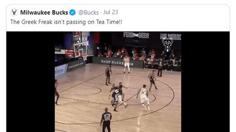Pat Connaughton, Bucks guard