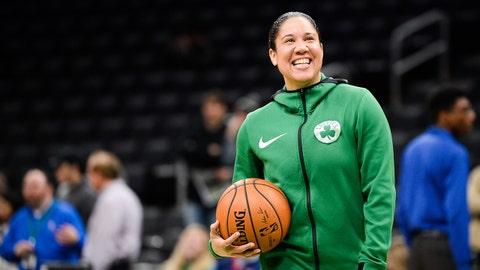 Celtics assistant coach Kara Lawson accepts Duke head coaching job