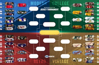 Minnesota jersey tournament update: The Sweet 16 is set