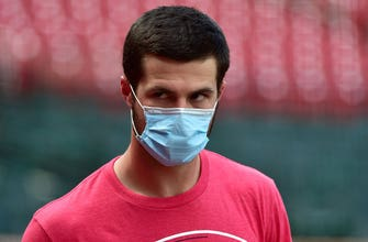 Masking up: Some MLB players planning to wear masks on field, too