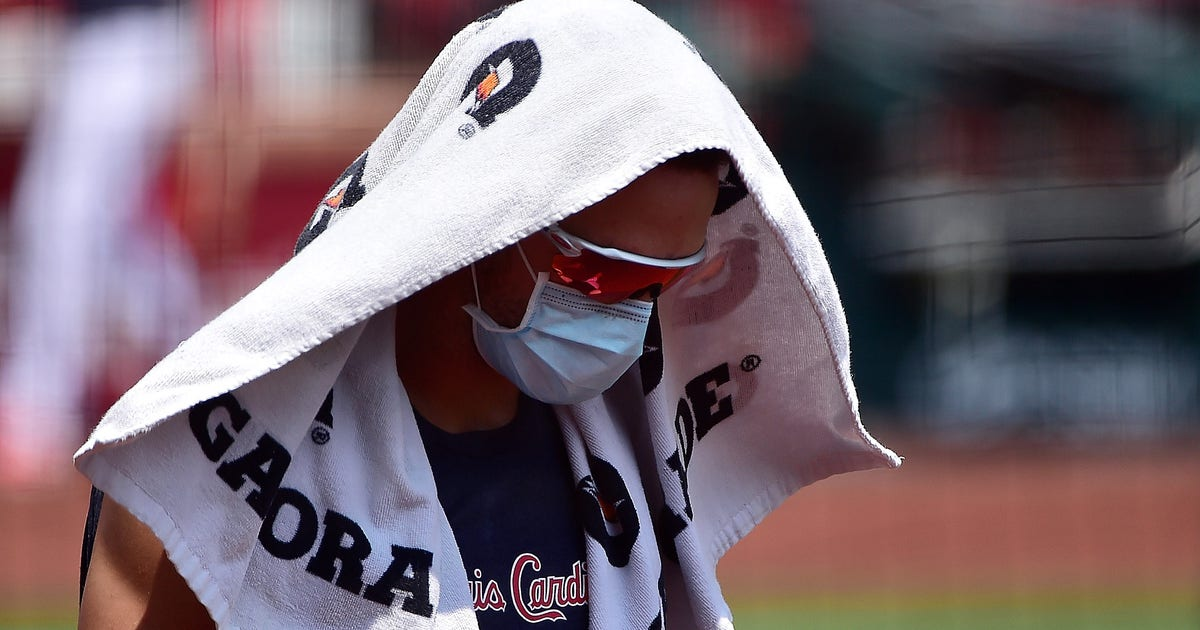 Off-the-field actions of MLB players, coaches will be key to preventing virus spread