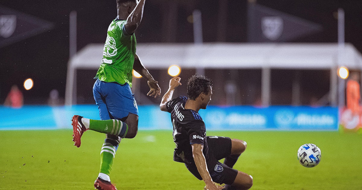 Sounders, Quakes play to 0-0 draw amidst scorching...