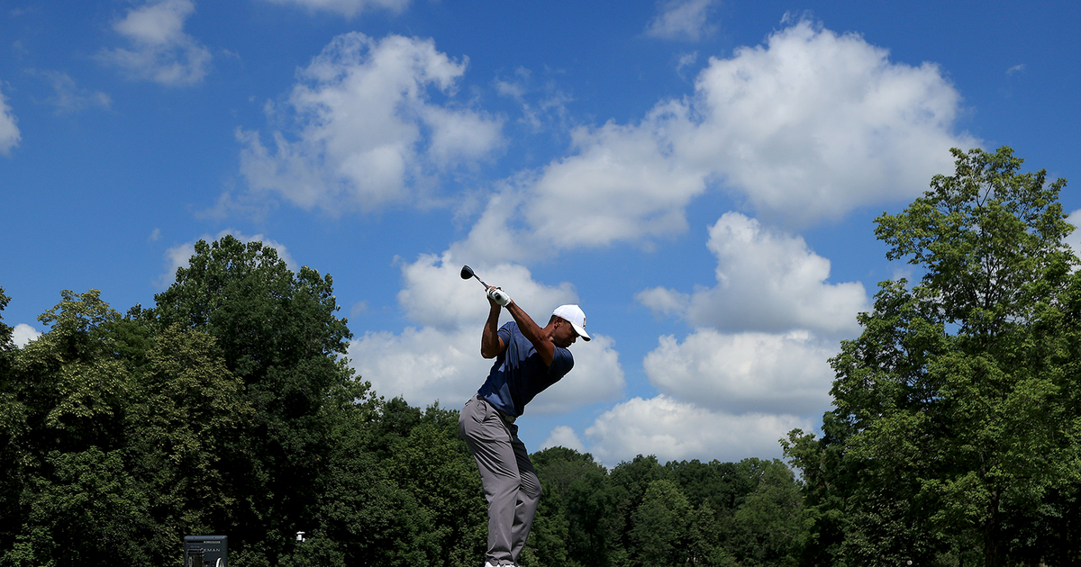 Tiger Woods is facing a new reality, wherever he looks