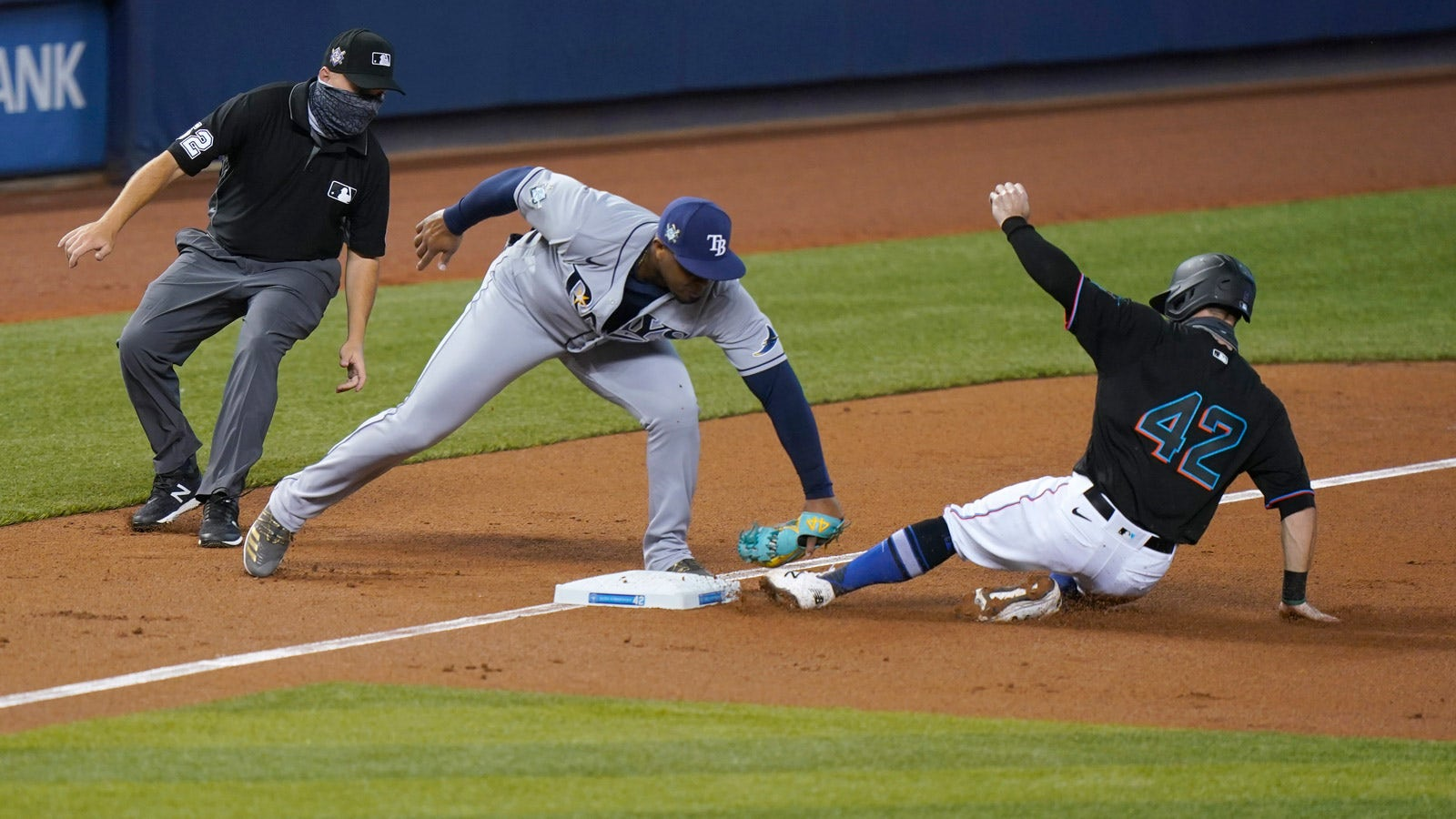 Tampa Bay Rays at Miami Marlins game preview