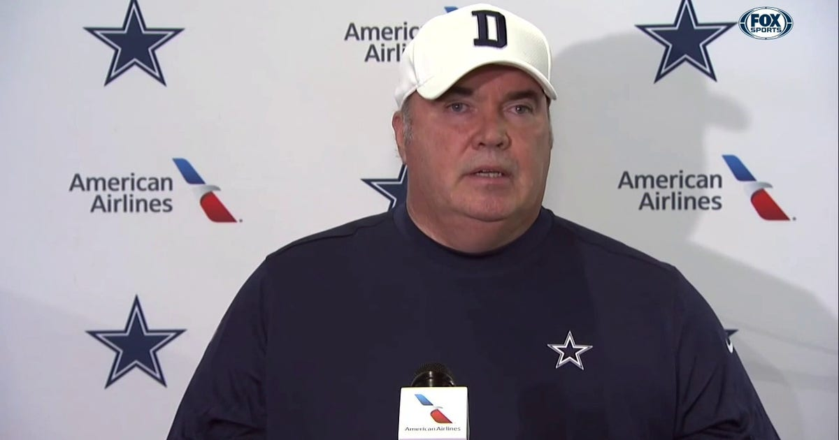 Mike McCarthy on Meeting the Players   Inside Cowboys Training Camp (VIDEO)