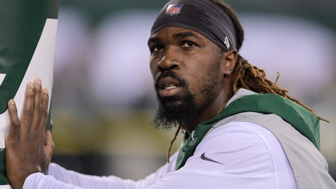 <p>               FILE - In this Oct. 21, 2019, file photo, New York Jets inside linebacker C.J. Mosley warms up before an NFL football game against the New England Patriots in East Rutherford, N.J. Mosley has chosen to opt out for the NFL season because of family health concerns, two people familiar with the decision tell The Associated Press. (AP Photo/Bill Kostroun, File)             </p>