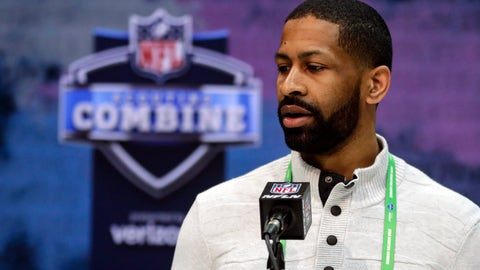 <p>               FILE - In this Feb. 25, 2020, file photo, Cleveland Browns general manager Andrew Berry speaks during a press conference at the NFL football scouting combine in Indianapolis. Berry said Tuesday that star receiver Odell Beckham Jr. has been fully committed to reporting to the team's facility. (AP Photo/Michael Conroy, File)             </p>