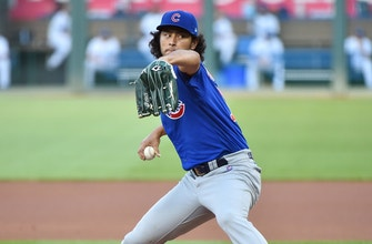 Yu Darvish dominates again, Cubs improve to 10-2 with 6-1 win over Royals