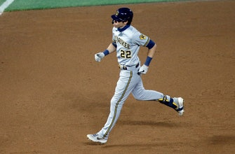 Brewers hit four home runs in 9-3 win over Twins