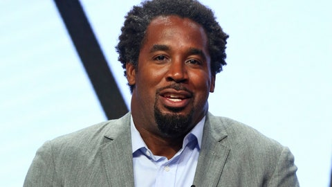 "<p>               FILE - In this Aug. 3, 2017, file photo, Dhani Jones participates in the ""Adventure Capitalists"" panel during the CNBC Television Critics Association Summer Press Tour at the Beverly Hilton in Beverly Hills, Calif. The former NFL football player has partnered with nonprofit organizations Stand Together and Family Independence Initiative to raise money for families who have experienced financial hardships due to COVID-19 through the #GiveTogetherNow campaign. (Photo by Willy Sanjuan/Invision/AP, File)             </p>"