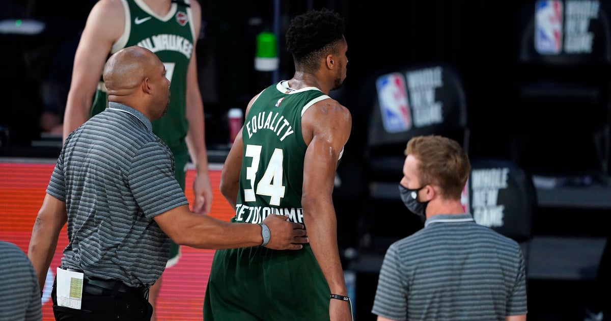 NBA suspends Giannis for one game over headbutt