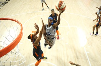 WNBA playoff preview: Fourth-seeded Lynx hopeful to get boost from Fowles