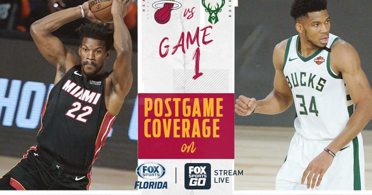 Miami Heat vs. Milwaukee Bucks Game 1 preview