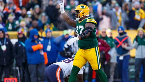 Kenny Clark Signs Four-Year, $70M Extension With Packers