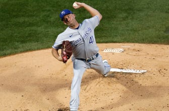 Duffy's strong outing goes for naught in Royals' 2-0 loss to Cubs