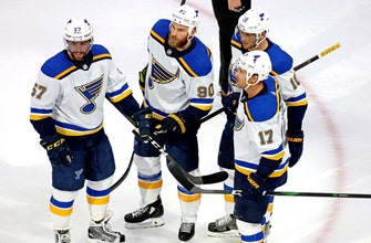 Blues and FOX Sports Midwest announce 2021 TV schedule