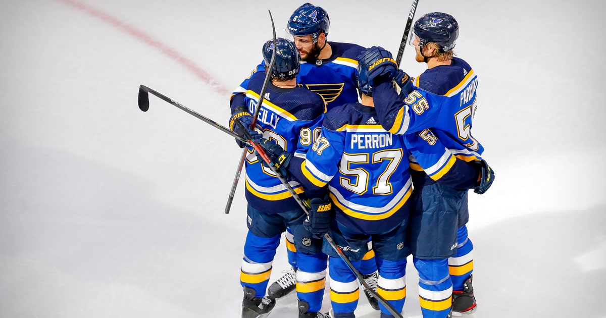 How to watch the Blues on FOX Sports Midwest