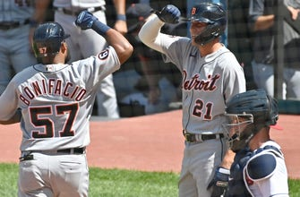 Skubal, Norris sharp as Tigers take rubber game from Indians, 7-4 (WITH VIDEOS)