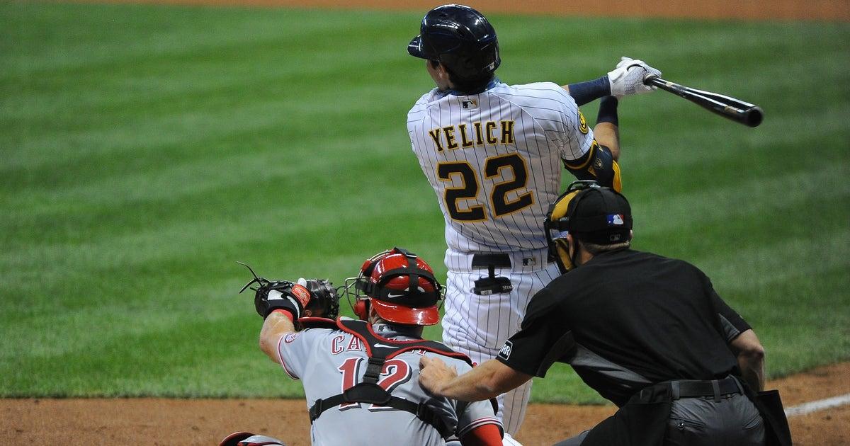 Bauer dominant in Brewers' 8-3 loss to Cincinnati