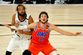 Mann leads Clippers over Thunder as stars rest for playoffs