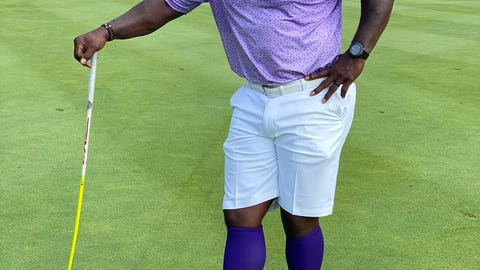 John Randle, former Vikings defensive tackle