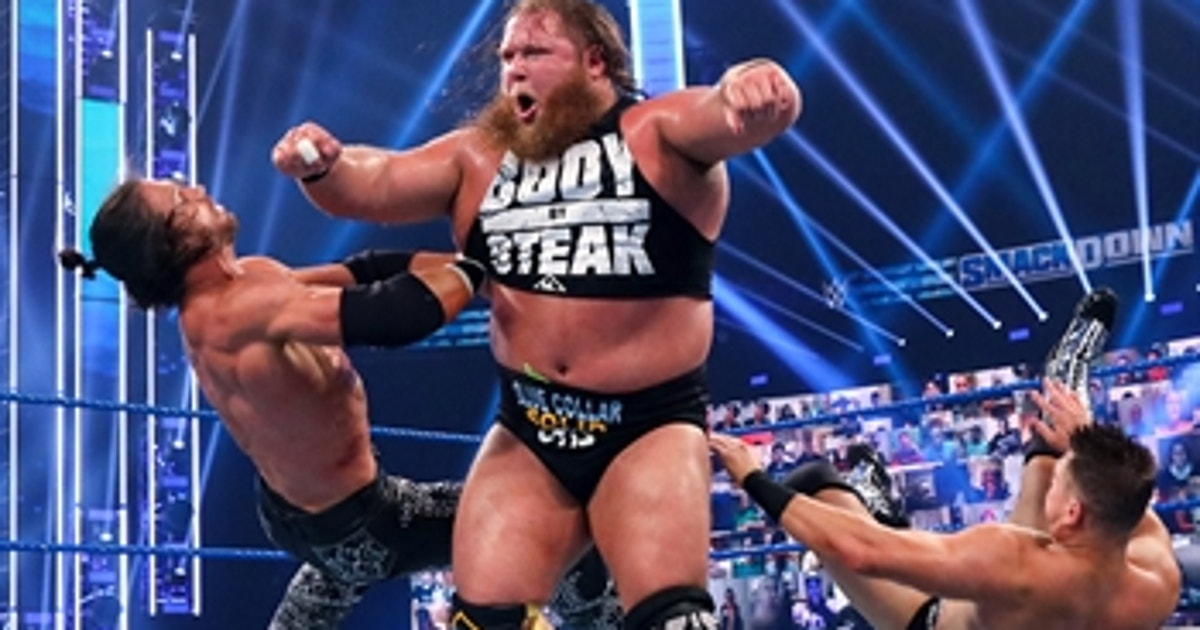 Heavy Machinery vs. The Miz & John Morrison: SmackDown, September 4, 2020