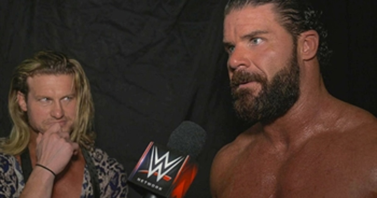 Robert Roode shouldn't have to prove himself: WWE Network Exclusive, Sept. 28, 2020