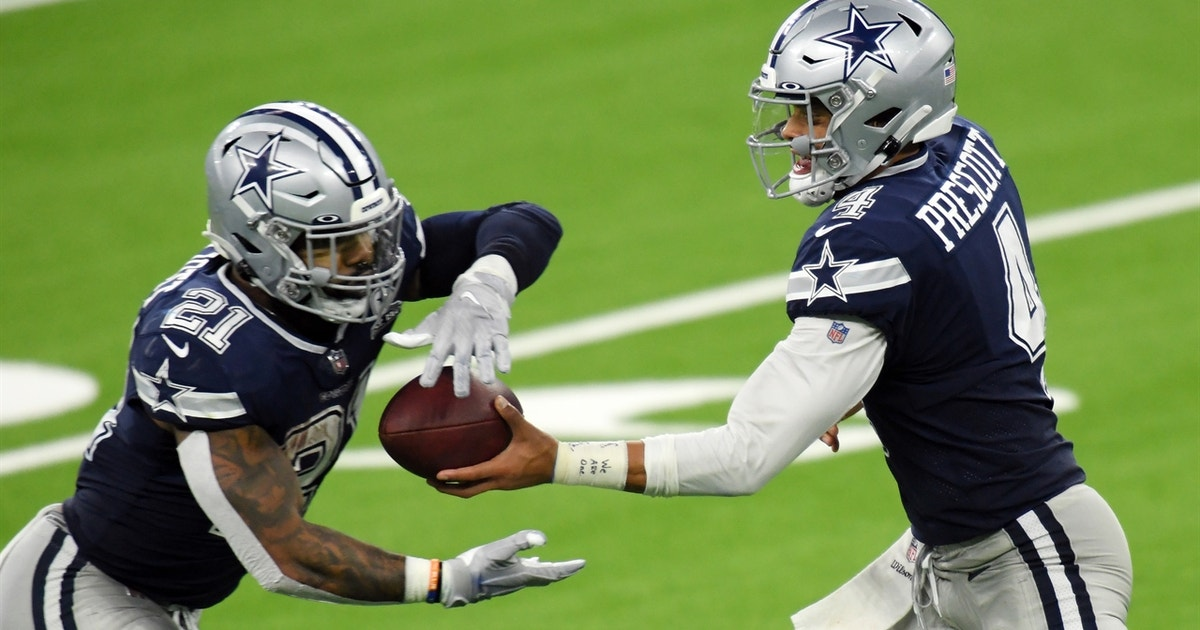 Cousin Sal likes the Cowboys to bounce back against the Falcons in Week 2   FOX BET LIVE (VIDEO)