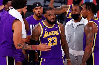 Colin Cowherd LeBron leading Lakers to 2020 Finals is turning tides in GOAT debate THE HERD