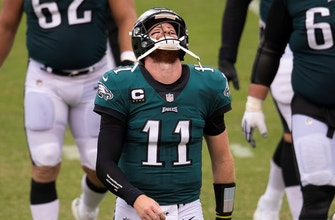 Colin Cowherd Eagles were lucky to salvage a tie against Bengals talks NFC East THE HERD