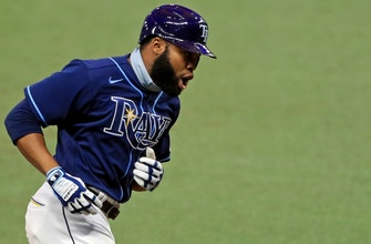 Manuel Margot home run ices Rays' 3-1 win over Blue Jays in Game 1 of Wild Card Round